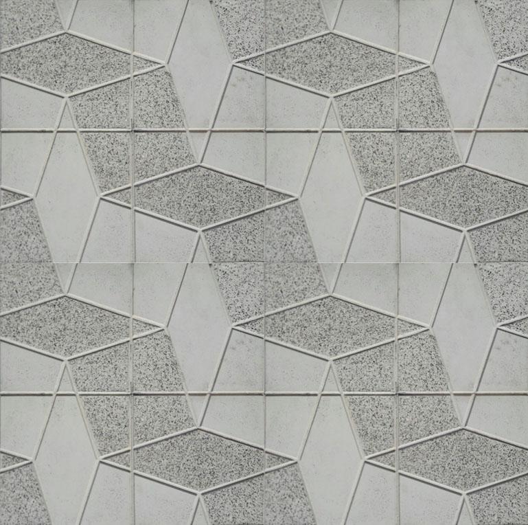 Cubos 3D Blanco-montaje