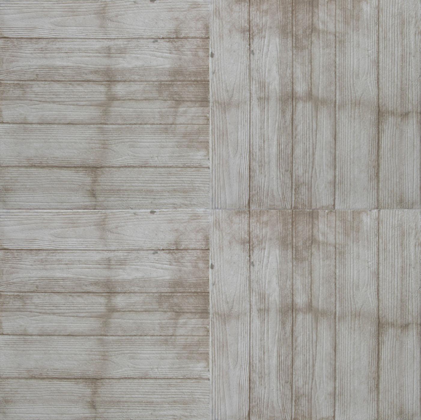 Madera 5-B Bicolor Marron-montaje