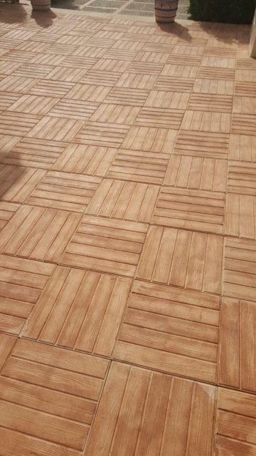madera 5-B bicolor