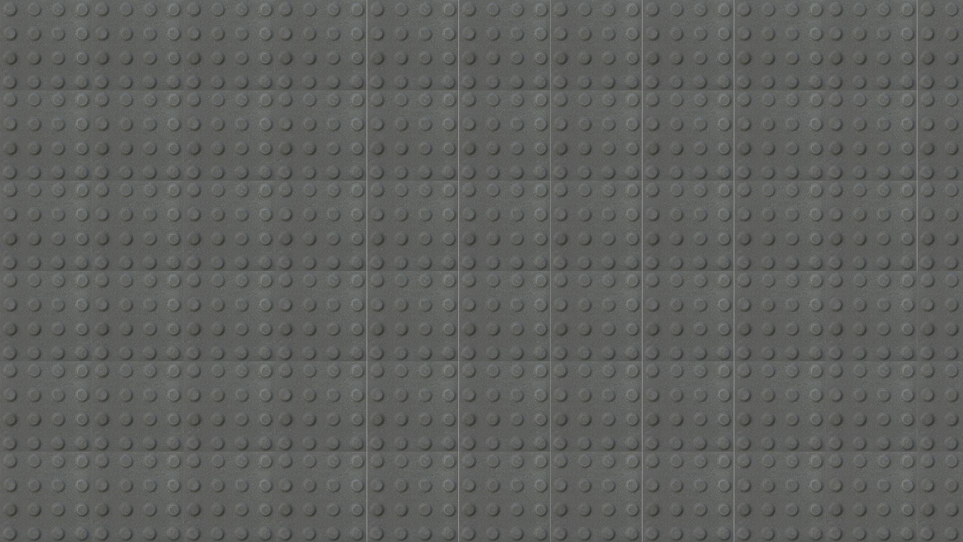 baldosa táctil 16 botones gris 20x20x3 cm